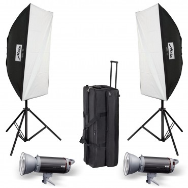 METZ KIT FLASH ESTUDIO TOP LINE TL-600 SB