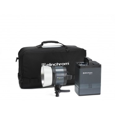 ELINCHROM KIT ELB 1200 Hi-Sync To Go