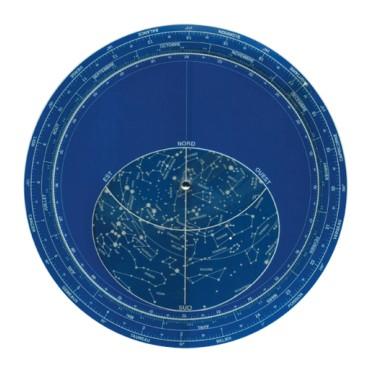 Planisferio merlin 40º N