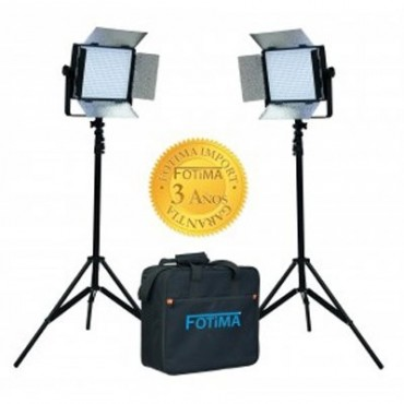 FOTIMA KIT ESTUDIO LED FTL-600