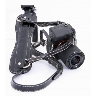 ByMerro bandolera de cámara