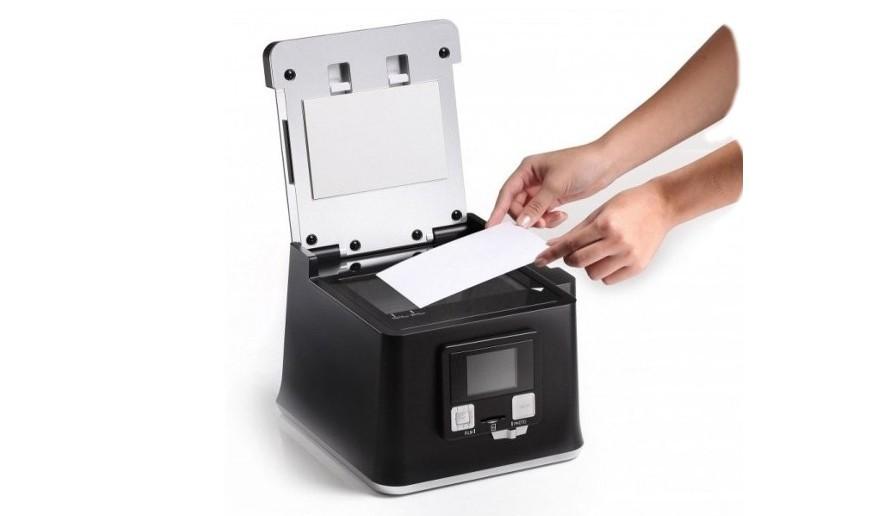 Escaner e Impresoras