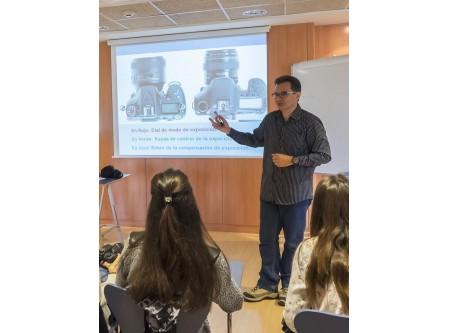 Curso de iniciación fotografía digital