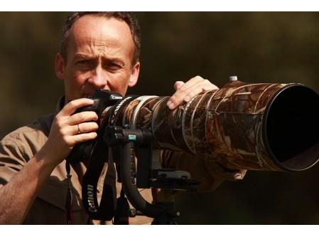 Presentación sobre fotografía de naturaleza
