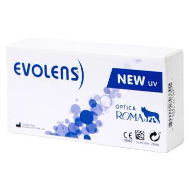 EVOLENS NEW UV. 6 uds