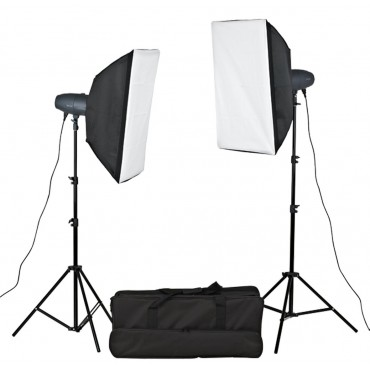 METZ KIT FLASH ESTUDIO BASIC LINE BL-400 SB