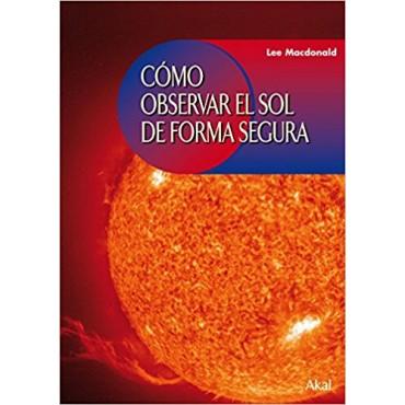 Como Observar el Sol de Forma Segura