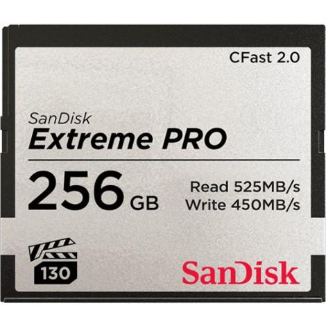SANDISK CF Extreme PRO 256GB 525Mbt/s cFast 2.0