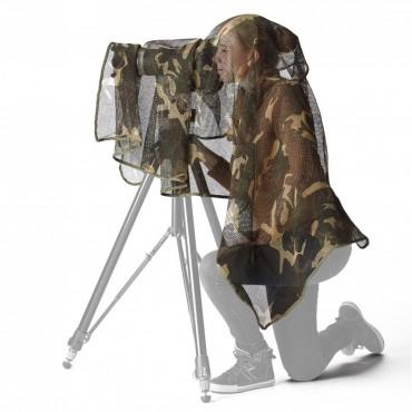 STEALTH GEAR Tela camuflaje Puffin 90 x180 cm.