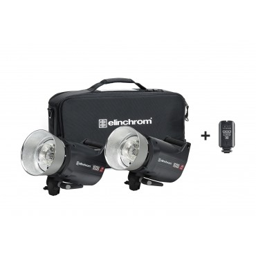 ELINCHROM kit ELC Pro HD 1000 To Go