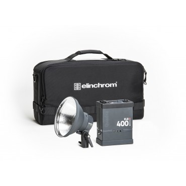 ELINCHROM Kit ELB 400 Hi-Sync To Go