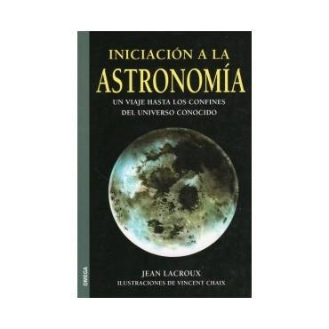 Iniciacion a la astronomia