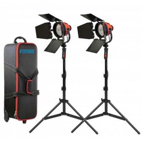 FOTIMA Kit halogeno FTH-800 con dimmer
