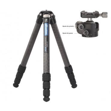 LEOFOTO Kit trIpode LS-324C + LH-40