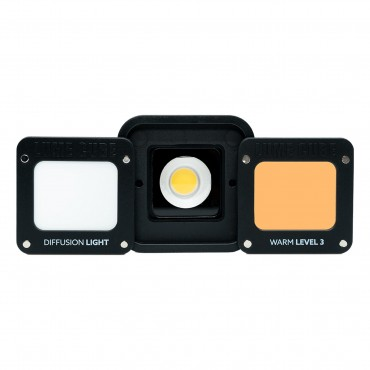 LUME CUBE KIT DE ILUMINACION 2.0 PORTATIL PLUS +