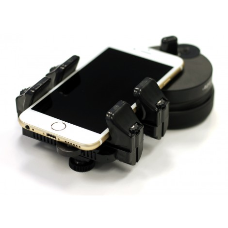 Novagrade adaptador de Smartphone doble grip