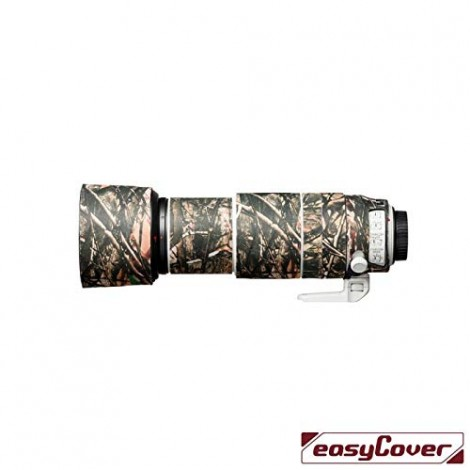 EASY COVER LENS OAK CANON EF 100-400 MM IS II FOREST CAMOUFLAGE