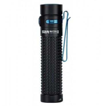 OLIGHT S2 RII BATON XM-L2 1,150 LUM REC USB