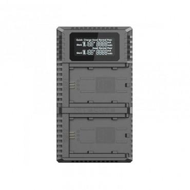 NITECORE CARGADOR de baterias para Sony NP-FZ100