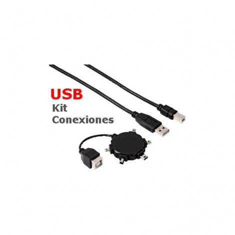 HAMA ADAPTADOR MULTIPLE USB