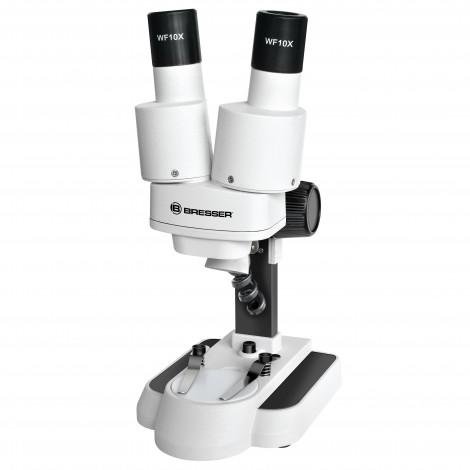 BRESSER JUNIOR 20x Stereo Microscopio
