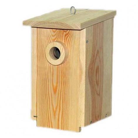 Caja nido anti depredadores