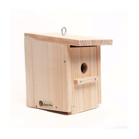 Caja nido para pajaros (para colgar) 26 mm