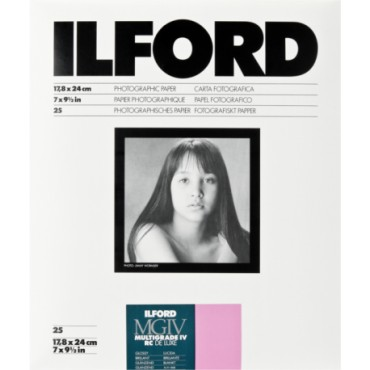 ILFORD MULTIGRADO BRILLO 25H 18X24