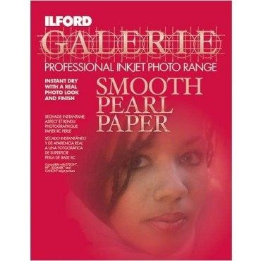 ILFORD GALERIE smooth pearl 13x18 30h 290g