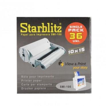 STARBLITZ smi-100 papel 10x15