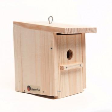Caja nido para pajaros (para colgar) 32 mm