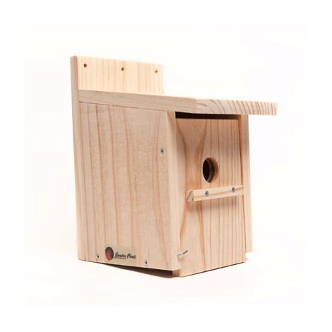 Caja nido para pajaros (para clavar) 26 mm