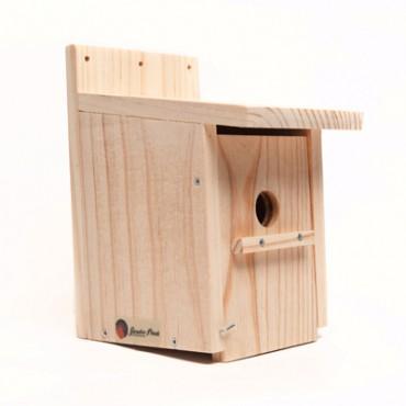 Caja nido para pajaros (para clavar) 32 mm