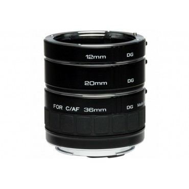 KENKO TUBO EXTENSION DG FOR 3 RINGS P/CANON EOS EF/EFS