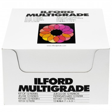 ILFORD MULTIGRADE KIT 12 FILTROS