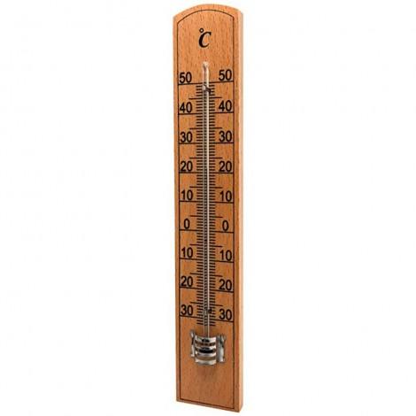 TFA Termómetro base madera 55800_b