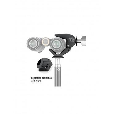 LEOFOTO PINZA BC-02 para prismaticos