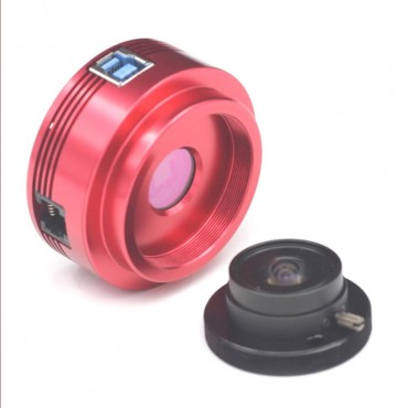 ZWO camara a color ZWO ASI120MC-S con USB 3.0