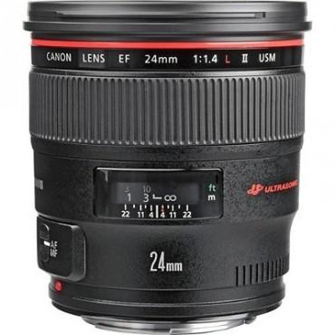 CANON EF 24 mm F 1,4 L II USM