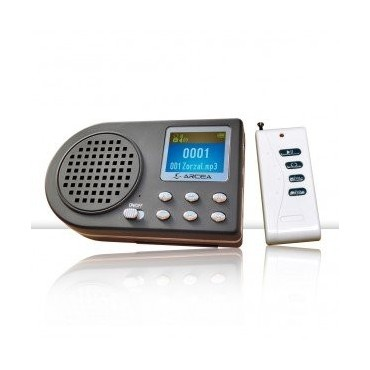 ZESS MP3 Reproductor de cantos de pájaros