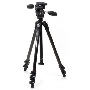 MANFROTTO 190CX3 + ROTULA 804 RC2