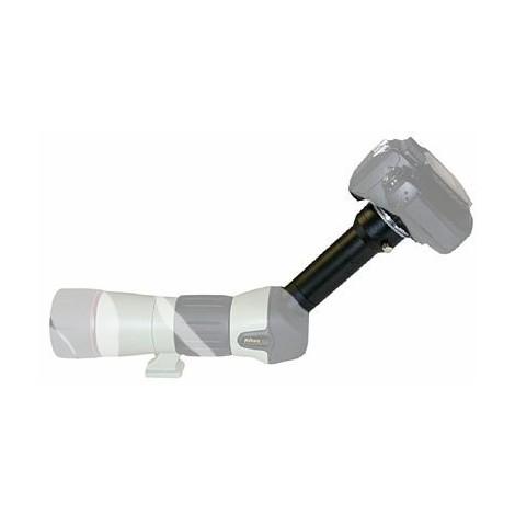 NIKON adaptador  MC cámara a telescopio