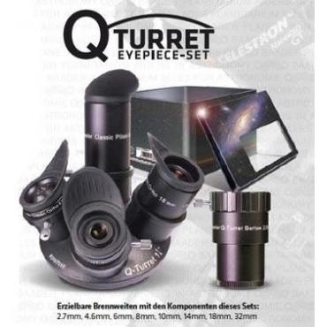 BAADER Q-Torreta + Set oculares ( Ref.: 1501102957000  +  1501102957010 )