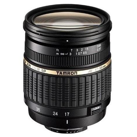 TAMRON SP AF 17-50mm F/2.8 XR Di II
