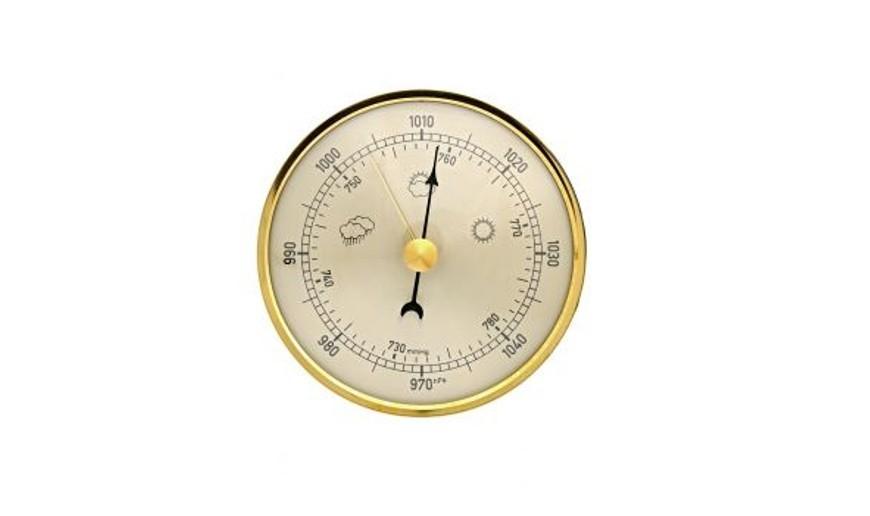 Barometros e Higrómetros