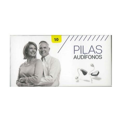 PILAS AUDIFONOS -10 (AMARILLAS)