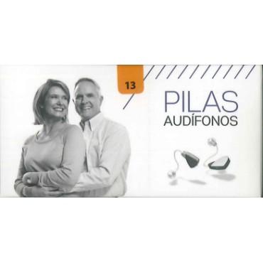 PILAS AUDIFONOS -13 (NARANJAS)