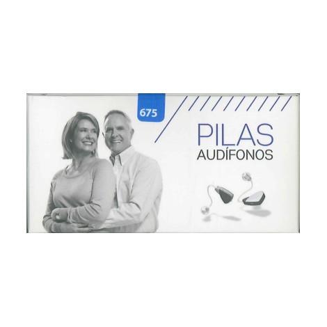 PILAS AUDIFONOS -675 (AZULES)