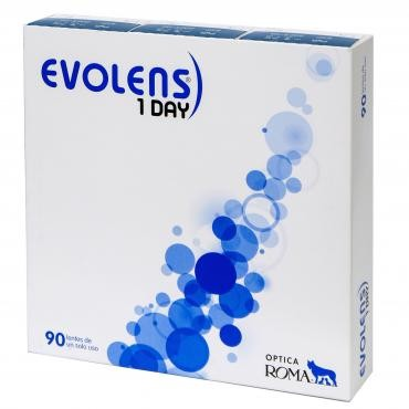 EVOLENS 1 DAY 90 uds