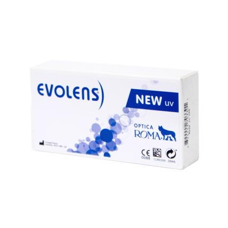 EVOLENS NEW UV. 6 uds